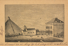 Waterloo, Museum Hotel, Sergeant Major Cotton - Unclassified