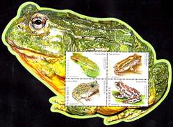 NAMIBIA 2011 Frogs Animals Fauna MNH - Rane
