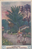 A529) JAVA - SAMARANG TJANDI - Very Old !! 12.3.1928 - Indonesia