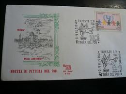 Trieste 1972 Mostra Pittura Del 700 23.11.72 - Altri