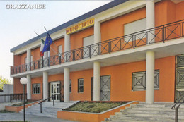 (R244) - GRAZZANISE (Caserta) - Municipio - Caserta