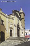 (R247) - MACERATA CAMPANIA (Caserta) - Parrocchia San Martino Vescovo - Caserta