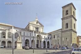 (R248) - MARCIANISE (Caserta) - Piazza Carità E Chiesa Dell'Annunziata - Caserta