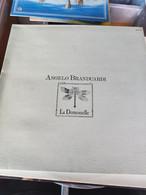Vinyle 33 Tours ANGELO BRANDUARDI La Demoiselle - Non Classificati