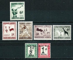 África Sudoeste (Británica) LOTE Cat.12,50€ - Africa Del Sud-Ovest (1923-1990)