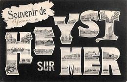 Heist - Heyst - Souvenir De (multi-vues Précurseur A. Tytgat) - Heist