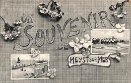 Heist - Heyst - Un Souvenir De (multi-vues Phototypie L. Collin 1912) - Heist