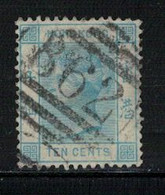 HONG KONG - Yvert 40 A - Used Stamps