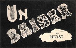 Heist - Heyst - Un Baiser De (multi-vues M. Marvocivi 1907) - Heist