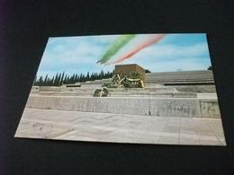 MONUMENTO AI CADUTI WAR MEMORIAL SACRARIO DI RE DI PUGLIA FOGLIANO GORIZIA  AEREI FRECCE TRICOLORI - Oorlogsbegraafplaatsen