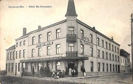 Heist - Heyst - Hôtel Ma Campagne (animée Phot. H. Bertels) - Heist