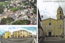 (R254) - SAN POTITO SANNITICO (Caserta) - Multivedute - Caserta
