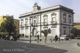(R258) - VILLA LITERNO (Caserta) - Municipio - Caserta