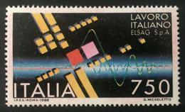 ITALIE / 1988 / N°Y-T : 1796 - 1981-90:  Nuovi