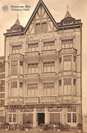 Heist - Heyst - Britannia Hôtel (Albert) - Heist