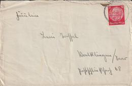 German Feldpost Before WW2: Franked Cover From Luftflottennachrichtenschule II (5. Ausbildungskompanie) Posted - Militaria