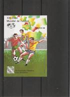Brésil - Coupe Du Monde De Football Au Mexique En 1986 ( BF 68 XXX -MNH) - Blocks & Sheetlets