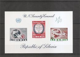 Libéria - ONU ( BF 19 XXX -MNH) - Liberia