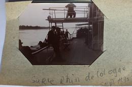 RHIN DE COLOGNE SEPT.1890 - Altri