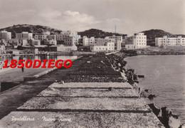 PANTELLERIA - NUOVO RIONE F/GRANDE VIAGGIATA  1954 ANIMAZIONE - Trapani