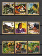 Mozambique 2001 Art - Paintings - Paul Gauguin MNH - Altri