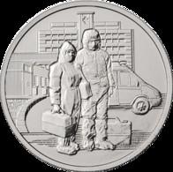 Russia, 2020  Medicine, COVID -19 , 25 Rubels Rubles Rbl - Medicina