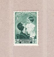 Lot Belgie Sty (20 Items:13x** Mnh,6x* Mh, 1x(*) Without Gum) - Non Classés