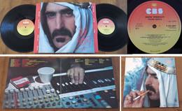 "RARE DOUBLE LP 33t RPM (12"") FRANK ZAPPA (Gatefold P/s, U.K, 1979) - Rock"