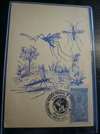 Malaria-Congresso Medico Homeopatia Rio De Janeiro 1962 - Rara - Altri