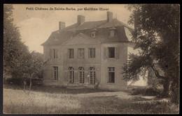 GAILLON : CHATEAU De SAINTE BARBE - Altri Comuni