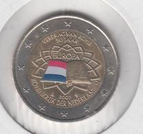 PAYS BAS - 2 Euros 2007 (50 Ans Traité De Rome) (colorisé) - Niederlande