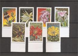 Fleurs ( 1838/1844 XXX -MNH- De Tanzanie) - Non Classificati