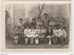 58 POISEUX Entre Prémery Et Guérigny Photo De Classe De 1963 - 64 - Altri