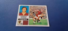 Figurina Calciatori Panini 1972/73 - 346 Mozzini Torino - Edizione Italiana