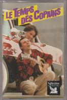 K7 Audio. LE TEMPS DES COPAINS -2- DALIDA, ENRICO MACIAS. Sélection Hors Commerce - Cassette