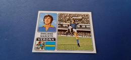 Figurina Calciatori Panini 1972/73 - 373 Mascetti Verona - Edizione Italiana