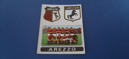 Figurina Calciatori Panini 1972/73 - 385 Scudetto E Squadra Arezzo - Edizione Italiana