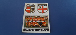 Figurina Calciatori Panini 1972/73 - 397 Scudetto E Squadra Mantova - Edizione Italiana