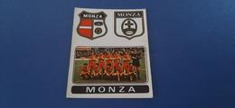 Figurina Calciatori Panini 1972/73 - 398 Scudetto E Squadra Monza - Edizione Italiana