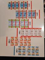 Belgique / Année 2007 _ B71/B87 Oblitérés (Manque 2 Carnets B75 Et B76) - Postzegelboekjes 1953-....