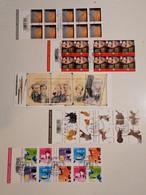 Belgique / Année 2010 _ B109/B117 Oblitérés - Postzegelboekjes 1953-....