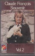 K7 Audio. Claude FRANCOIS. Cassette FLECHE - Album Souvenir Vol.2 - 10 Titres - Cassette