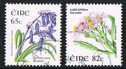 2004/09 - IRLANDA / IRELAND - FIORI / FLOWERS - USATO / USED - Usati