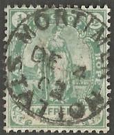 Cape Of Good Hope. MORTIMER STATION DE 4 02 Postmark. - Cape Of Good Hope (1853-1904)