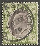 Cape Of Good Hope. CRADOCK STATION JA 12 14 Postmark. - Cape Of Good Hope (1853-1904)