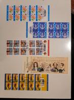 Belgique / Année 2009 _ B99/B108 Oblitérés - Postzegelboekjes 1953-....