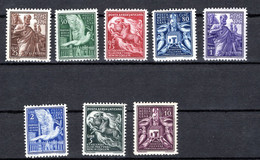 Vaticano (1938) - Posta Aerea, Prima Emissione ** - Posta Aerea