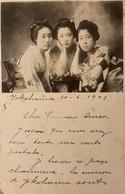 Japon Japan - Femmes Du Pays - Geishas Geisha - 1903 - Altri