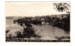 """You Are Bidding On A Real Photo Postcard Of """"MUGRAVE, Nova Scotia"""". - Other"""