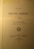 Oude En Nieuwe Liedjes - F. Snellaert - 1864 - Volksliedjes Volkskunde Folklore         = Fotokopie Van Dit Boek - Non Classificati
